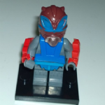 Masters of the Universe Stratos Lego style Minifigure